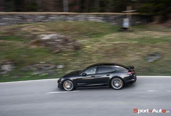Essai - Porsche Panamera Turbo S