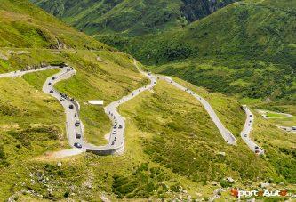 Les plus grands cols de Suisse - Col de l'Oberalp