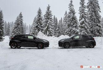 Duel - Toyota GR Yaris Pack Premium vs Pack Circuit