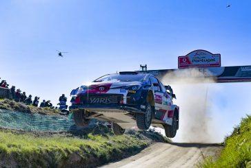 WRC - Elfyn Evans s'impose au Portugal