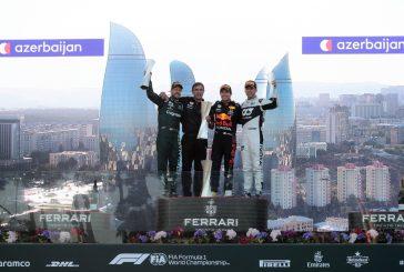 F1 – GP de Azerbaïdjan: Sergio Pérez gagne au bout du suspense