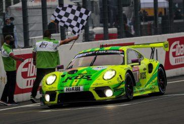 24h Nürburgring – Et à la fin c'est Manthey qui gagne