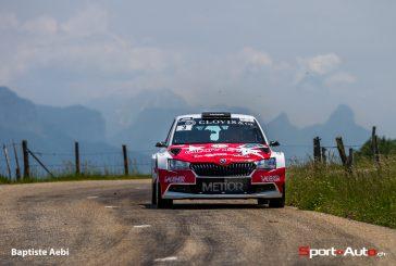 Rallye des Bornes – 1ère Victoire de Mike Coppens en Championnat Suisse