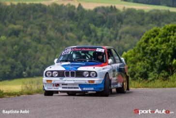 Rallye des Bornes VHC – Pascal Perroud impressionne !