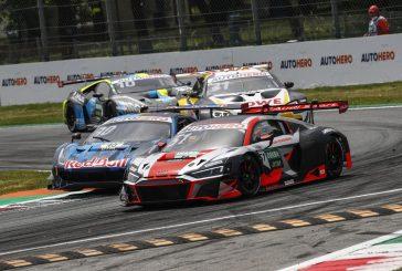 Nico Müller deuxième lors du nouveau départ du DTM