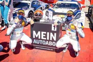 ADAC GT Masters – Jeffrey Schmidt s'impose en Autriche