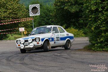 Premiers Rallyes VHRS sauce helvétique