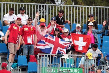 F1– Les Carnets de route 2021: Le retour des spectateurs suisses (Episode France)