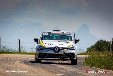 Rallye des Bornes - Trophée Michelin Suisse : Et de deux pour Walter Mathieu