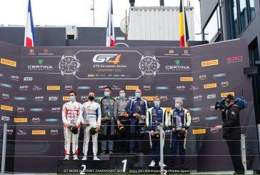 Un premier podium en 2021 pour Pascal Bachmann et le Street-Art Racing !