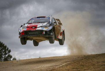 WRC – Sébastien Ogier conforte sa position de leader du championnat