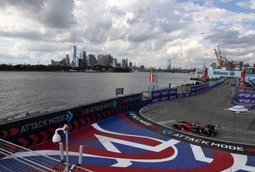 Formule E: Sébastien Buemi, 6e à New York