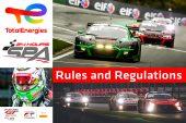 Tout ce qu'il faut savoir sur les TotalEnergies 24 Hours of Spa 2021
