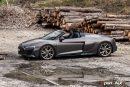 Essai - Audi R8 Spyder V10 RWD