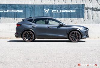 Cupra Driving Experience & Découverte du Formentor VZ5