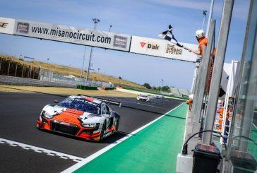 GT World Challenge – Le Team WRT Audi domine à Misano, nouveau podium pour Raffaele Marciello