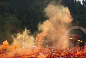 F1– Les Carnets de route 2021: La vague orange est de retour, entre fumigènes et caravanes (Episode Styrie-Autriche)