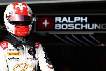 FIA F2 : Un casque suisse en hommage à Jo Siffert pour Ralph Boschung