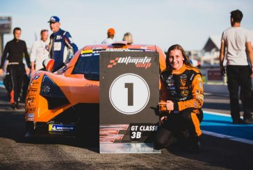 Karen Gaillard : Pôle & victoires en sprint – podium en endurance!