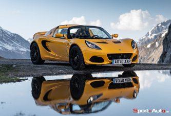 Essai - Lotus Elise Sport 240 Final Edition