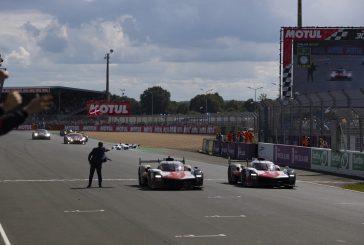 24h du Mans: 4e victoire de Toyota avec un doublé de deux «Vaudois»