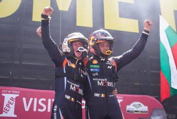 WRC – Thierry Neuville et Martijn Wydaeghe prophètes en leur pays