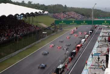 F1 – GP de Hongrie: L'image du jour