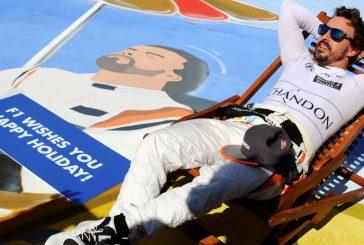 F1– Les Carnets de route 2021: Partir en vacances avec Fernando Alonso (Episode Hongrie)