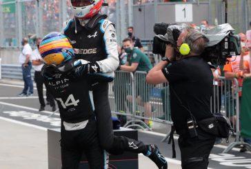 F1 – GP de Hongrie: Jour de fête pour Esteban Ocon