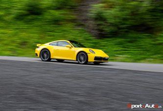 Essai - Porsche 911 Carrera