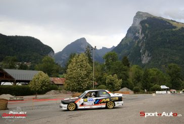 Rallye du Mont-Blanc VHC 2021 – Marc Valliccioni se montre intraitable