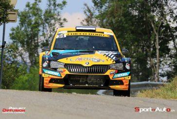 Rallye du Mont-Blanc 2021 – Sébastien Carron et Lucien Revaz reviennent dans la course au titre!