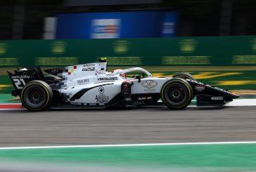 FIA F2 – GP d'Italie: Ralph Boschung manque les points