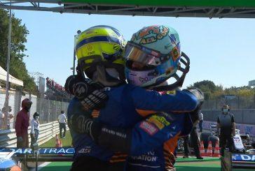 F1 – GP d'Italie: Daniel Ricciardo le retour, clash Hamilton-Verstappen