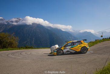 Rallye du Tessin 2021 – Sébastien Carron et Lucien Revaz en position favorable pour un nouveau sacre!