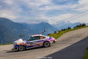 Rallye du Tessin Historique – Guy Trolliet et Sébastien Moulin prennent une option sur le titre!