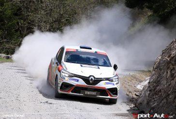 Rallye du Mont-Blanc : Clio Trophy Swiss et Championnat Suisse Rallye Junior au rendez-vous