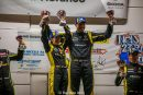 Le titre de Champions Suisse Rallye Junior et Clio Trophy pour Jérémie Toedtli et Julie Faure !
