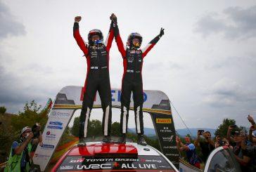 WRC – Kalle Rovanperä nouveau dieu de l'Acropole