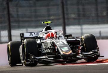 Formule 2 - Ralph Boschung aux avant-postes à Sotchi