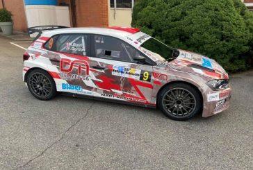 Michaël Burri se prépare pour le Rallye International du Valais