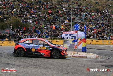WRC – Thierry Neuville remporte le rallye d'Espagne Catalogne pour la deuxième fois