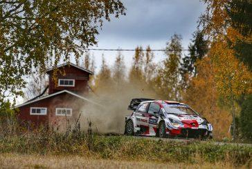 WRC - Elfyn Evans remporte le Rallye de Finlande